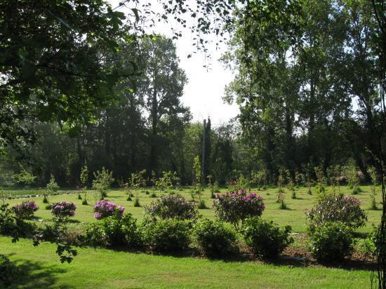 jardin propriétaire
